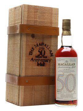 Macallan 1928; one of the world's rarest and most prestigious single malt whiskies.
