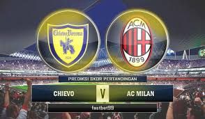 Portail des Frequences des chaines: AC Milan vs Chievo Verona