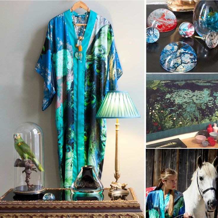#wovenwonders #textiledesign #woven #fabric #fashion #blue #aqua #glass #art #mini #moodboard #minimoodboard #leemwonen #blogazine