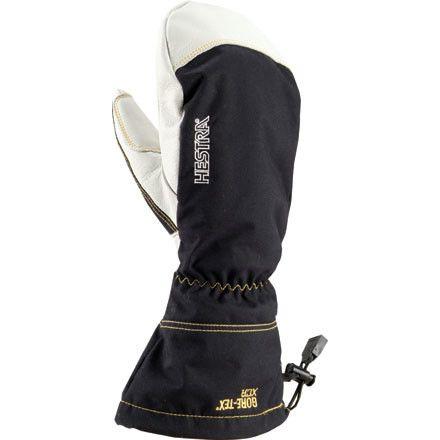 Hestra XCR Mitt.  Warmest winter glove!!