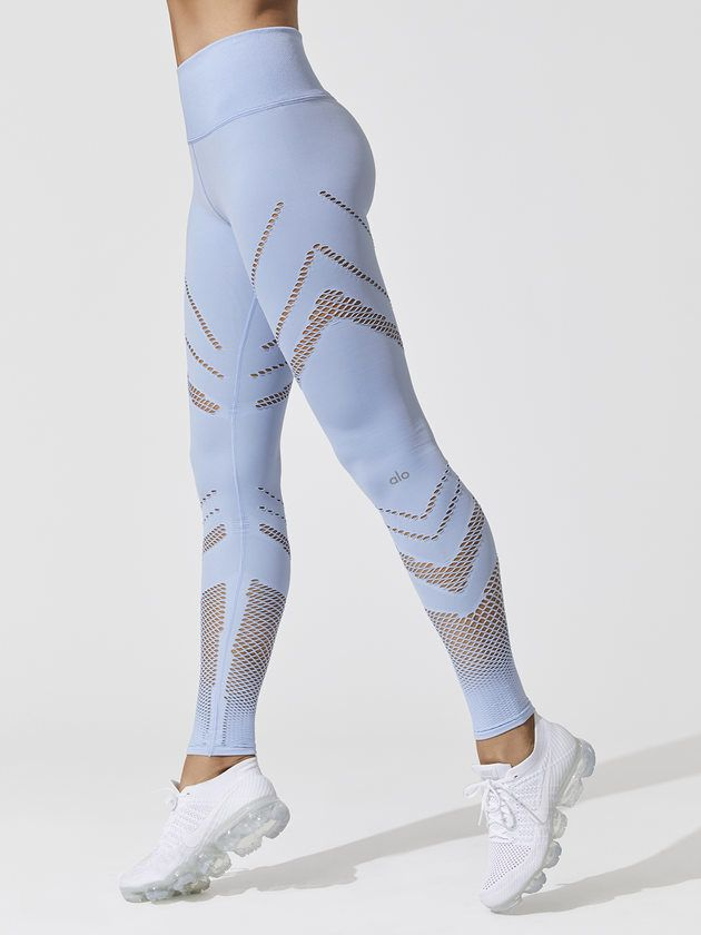 29d95945dc High-Waist Seamless Legging in 2019 | Laser Cut Details | Seamless ...