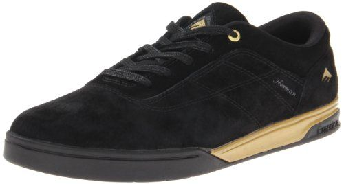 Emerica Men's The Herman G6 Skate Shoe -  	     	              	Price: $  84.99             	View Available Sizes & Colors (Prices May Vary)        	Buy It Now      Bryan Herman skates with a unique combination of tech and gnarly; he relies on his signature Emerica Herman G6 Skate Shoe's blend of precise flickability and superior...