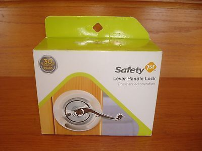 Safety 1st First Lever Handle Child Door Lock 48400 Free