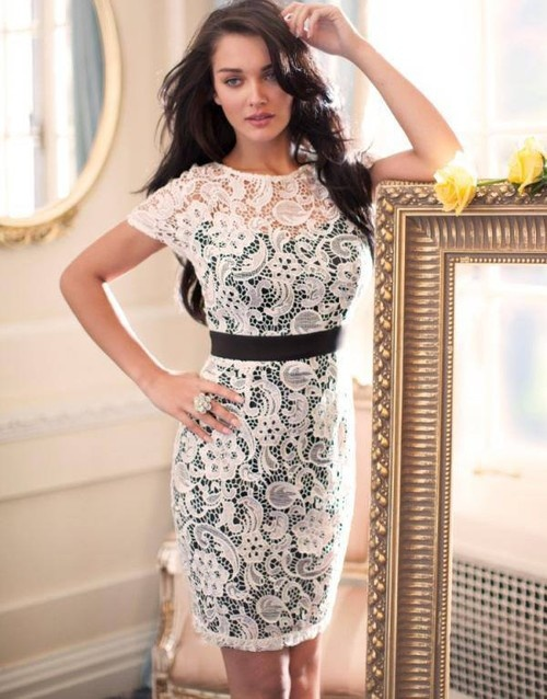 Amy Jackson's Gorgeous Fashion Photoshoot for Lipsy London, 2013