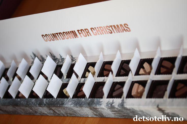 Giveaway: Få 2 gratis sjokoladekalendre fra Simply Chocolate!