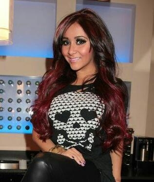 Possibly the best I've ever seen Snooki's hair