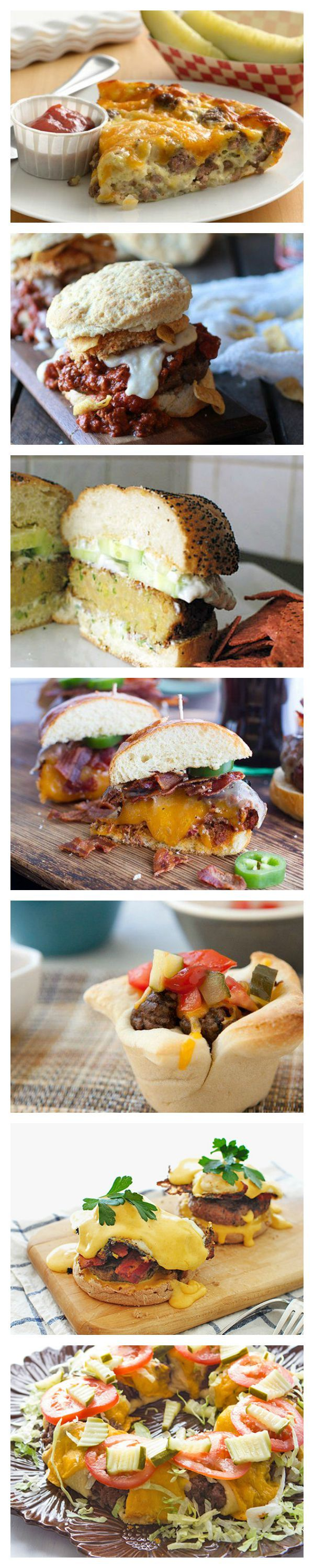Celebrate National Cheeseburger Day in style with these 7 creative ways to change up your burger game.