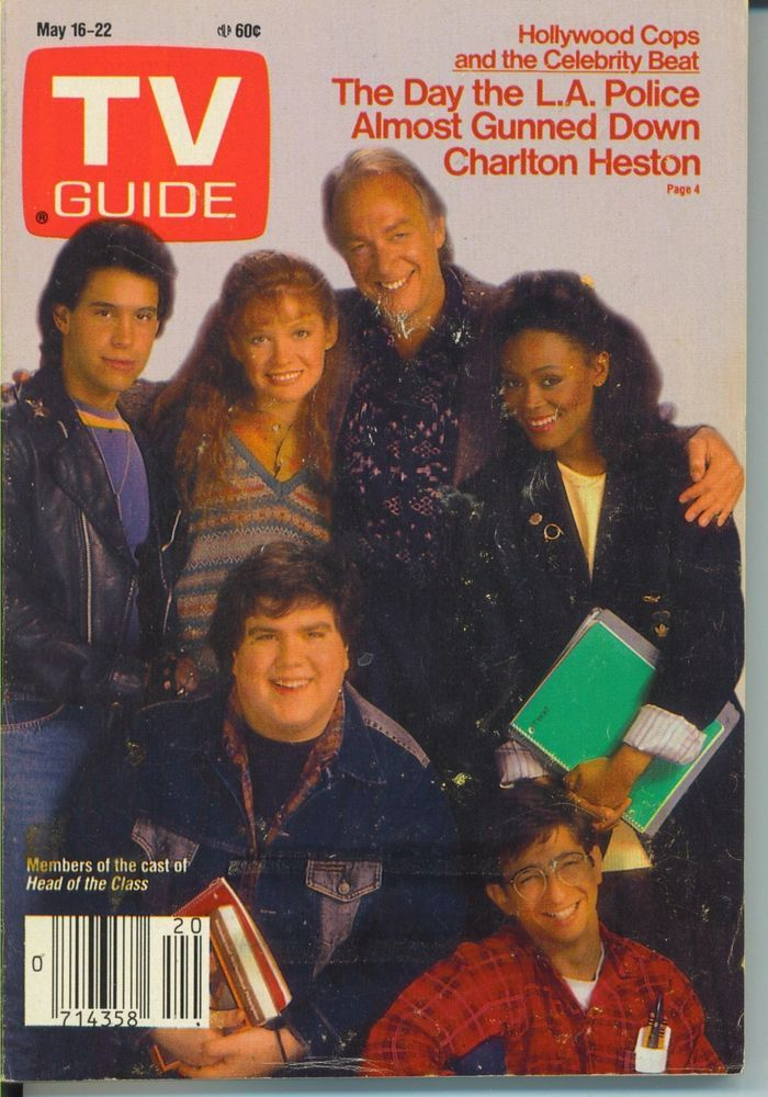PORTLAND TV GUIDE 5-16-1987 HOWARD HESSEMAN/~BIONIC WOMAN~6 MILLION DOLLAR MAN