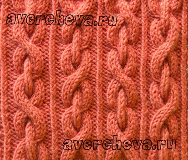 Vzor č. 75 – Kaleidoskop vzorů pro ruční pletení