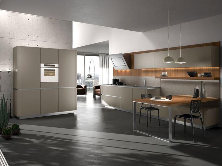 Die besten 25+ Minimalist kitchens with peninsulas Ideen auf - k che beleuchtung led