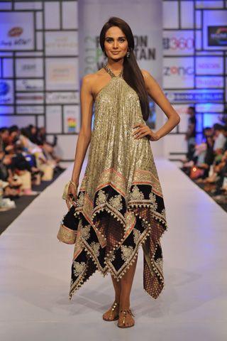 Pakistan Fashion Week ~ Shamaeel Ansari
