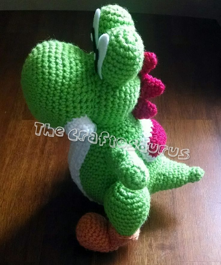 Mini Yoshi Amigurumi : 421 Best images about Crochet: Amigurumi on Pinterest ...