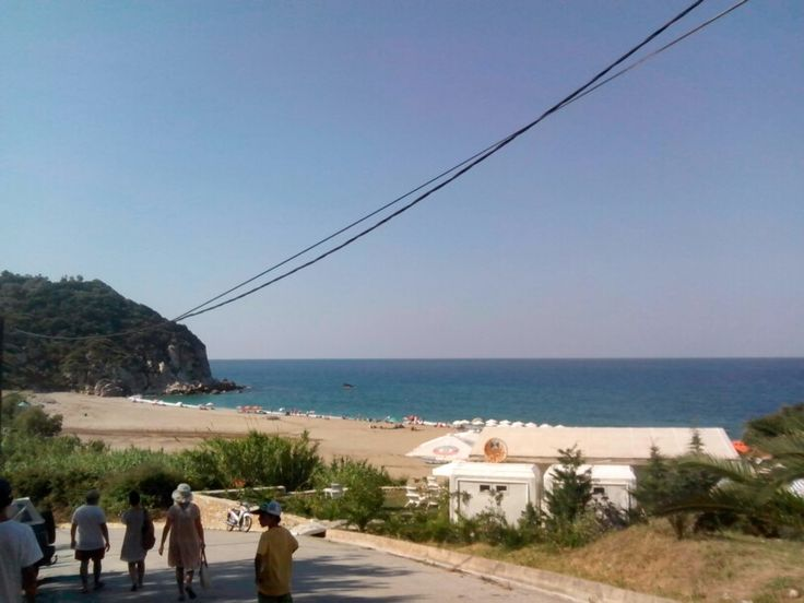 Pilio Greece summer vacation