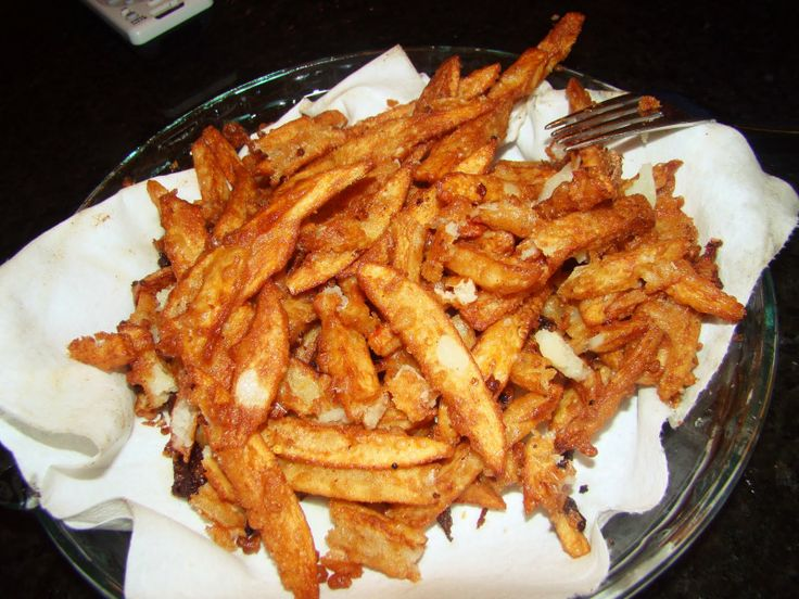 A Girl And Her Apron.: Recipe #12: Beer Battered French Fries.