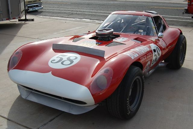 Kit Cars To Build Yourself In Usa: 105 Best Images About Chevrolet Cheetah On Pinterest