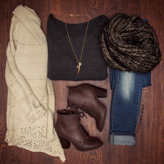 Olympia Sweater - Charcoal #Fashion #SweaterWeather #style #ootd #ShopPriceless