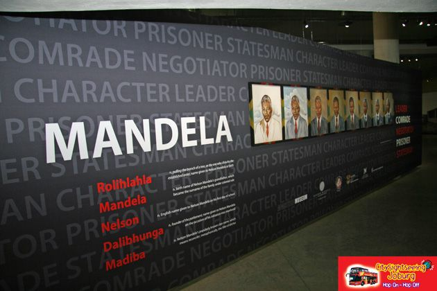 The Apartheid Museum is both depressing and inspiring. It portrays the full brutality of the apartheid system. Nelson Mandela was an integral part in the downfall of Apartheid and you can view his role in a temporary exhibit. http://www.citysightseeing.co.za/ApartheidMuseum.php