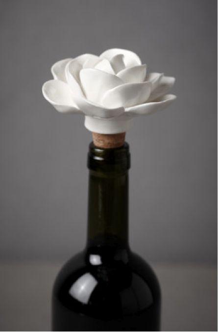 bottle topper
