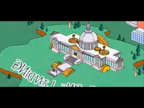 The Simpsons - Game of Thrones Opening [HD]
