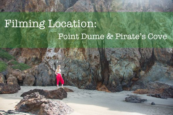 Point Dume & Pirate's Cove | Filming Location from Planet of the Apes, The Adventures of Brisco County Jr., and I Dream of Jeannie | Malibu Beach, California | Atomic Redhead