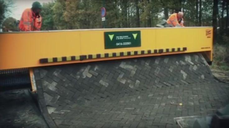 """Virales Video """"Neuartige Baumaschine wird millionenfach geklickt"""""""