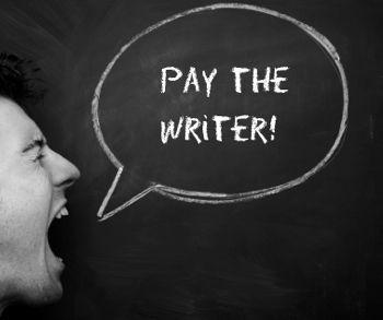 Pay the writer!: por los derechos laborales de los escritores y periodistas freelance.