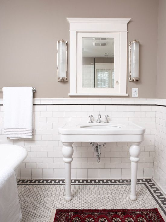 Bathroom 1930 Design, Pictures, Remodel, Decor and Ideas - page 10