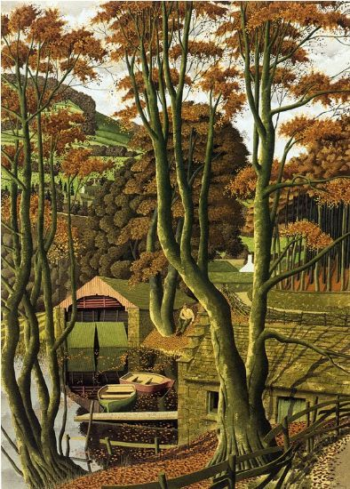 Simon Palmer, In the Footsteps of the Poets
