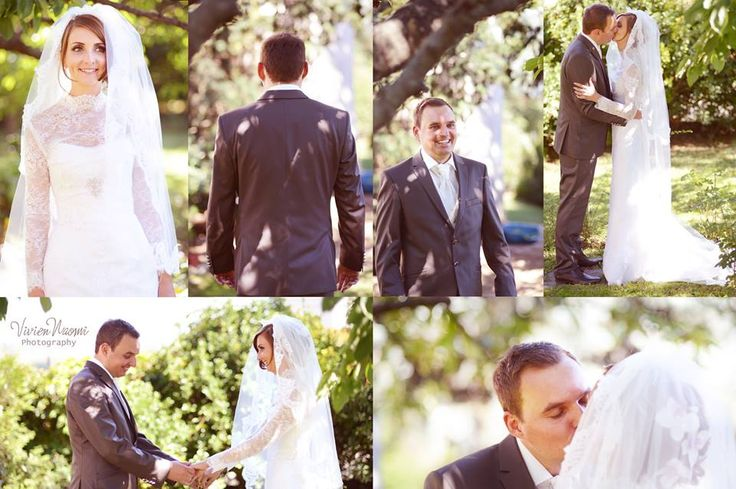 First look <3 #wedding #firstlook #weddingdress