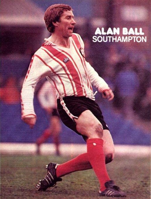 Alan Ball Southampton 1980