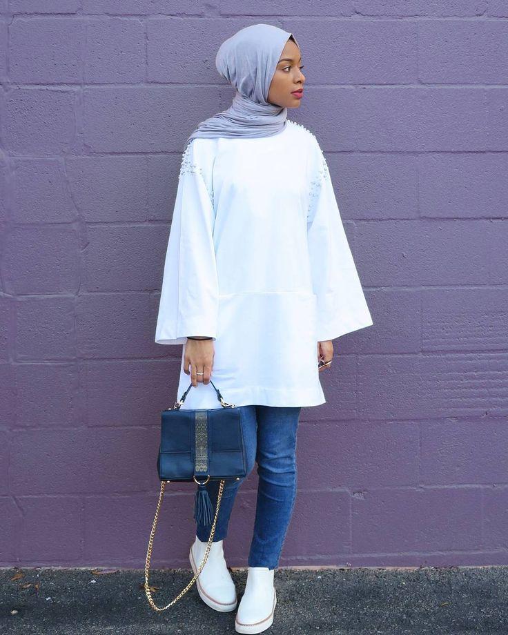 Tunique Hijab Moderne9
