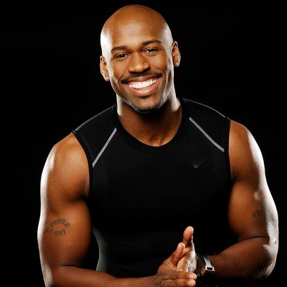 Dolvett Quince - those arms, that smile