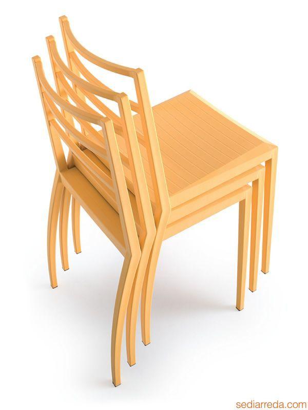 17 migliori idee su sedie gialle su pinterest sedie for Sedie gialle
