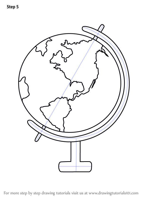 5a6c466cf0e6d2731e5dee633e96d21d » Earth Drawing Easy