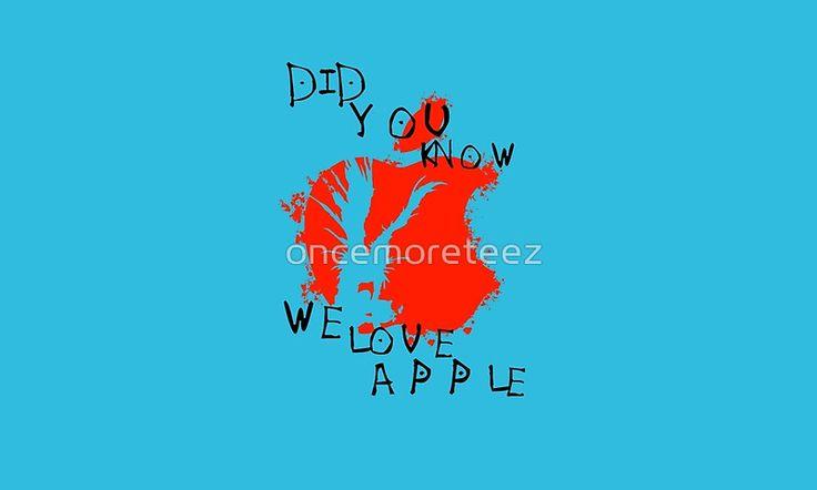 We Love Apple, Death Note Anime