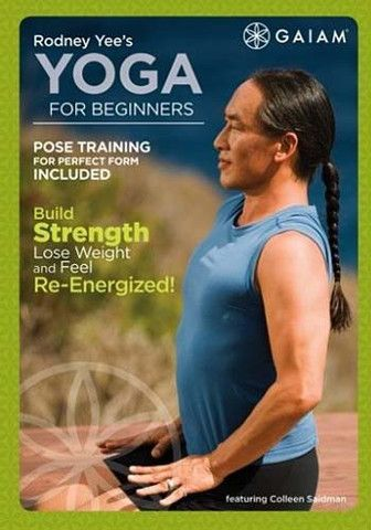 Rodney Yee's Yoga For Beginners DVD Movie http://www.inetvideo.com/collections/inetvideo-rodney-yee-videos-on-dvd
