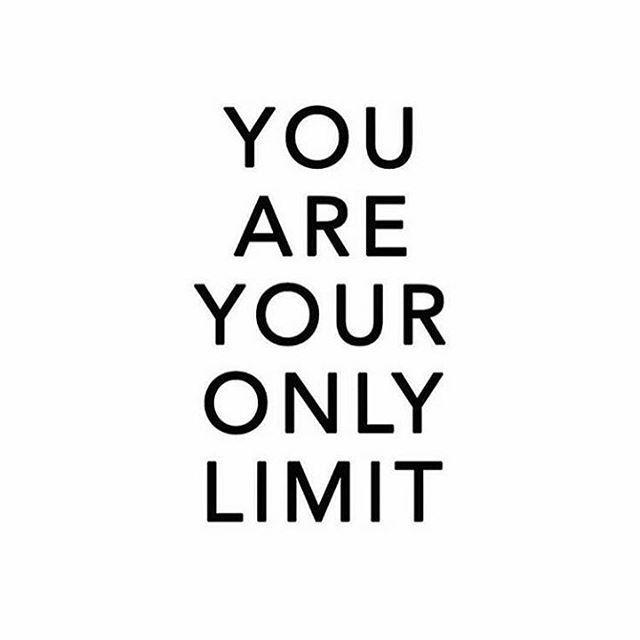 YOU are your only limit. . . . : @liveluvd #you #sinä #limit #tavoite #goals #yrittäjä #yrittäjyys #onnistu