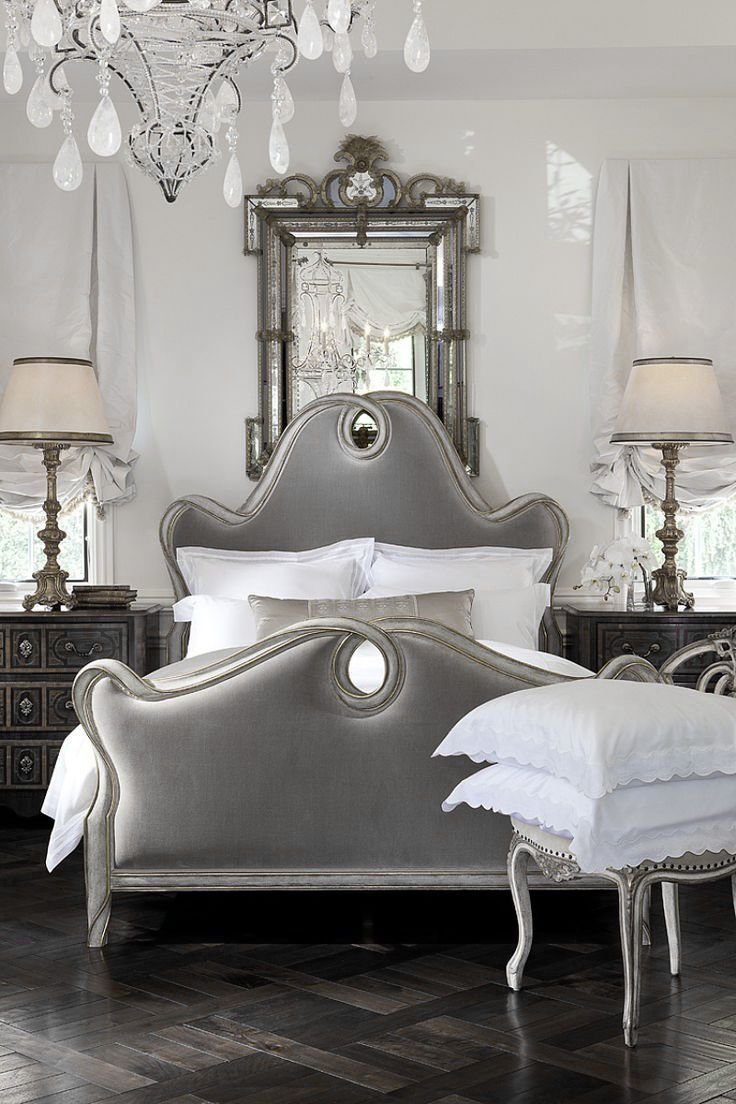 Traditional romantic master bedroom decor   best Boudoir images on Pinterest  Bedrooms Home and Bedroom ideas