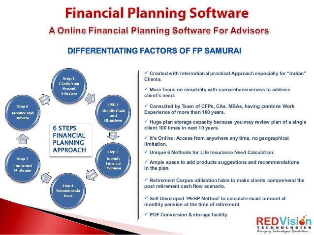 #Financialplanningsoftware is specifically designed to automate, assist and store financial information of a personal or business nature. It handles the storage, analysis, management and processing of a set of financial transactions, records and processes.For more information visit @-http://pligg.in/content/all/