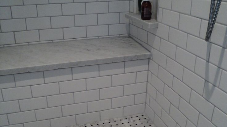 how to clean the back of used subway tile
