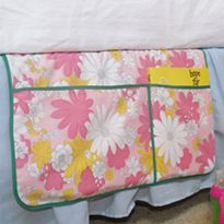 Sewing for the Home ~ Hanging Bed Organizer