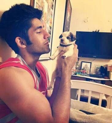 My Indian cutie Varun Sood from Splits villa 😘😘