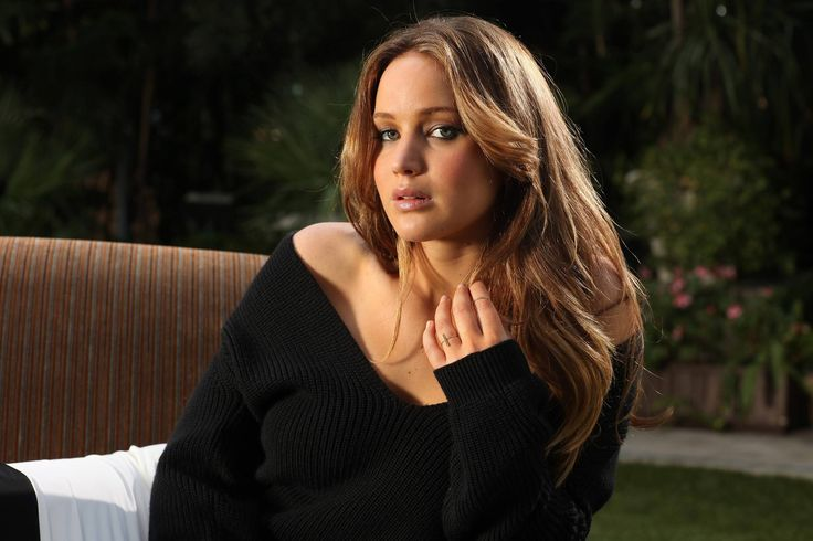Jennifer Lawrence | photo by K. McKoy; for LA Times; 2013