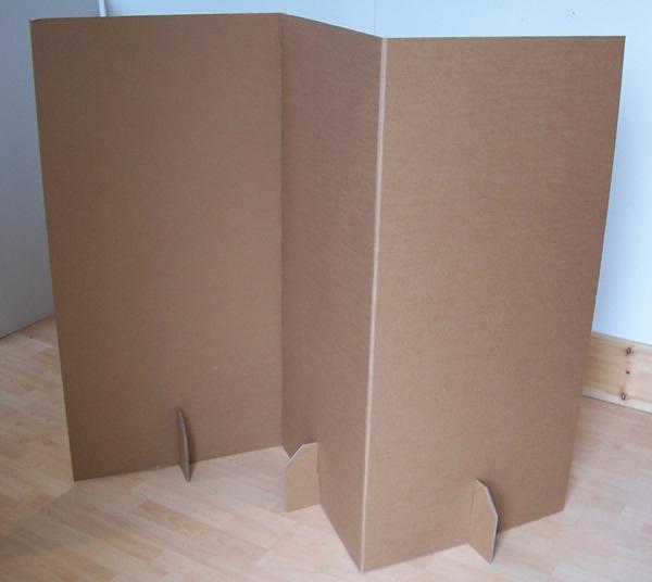 Paperpod Room Divider - 2 Pack