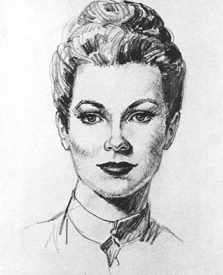 Human Face Sketches - Portrait Drawing - Joshua Nava Arts