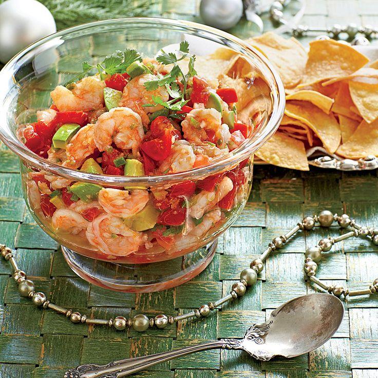 Mexican Shrimp Cocktail   | MyRecipes