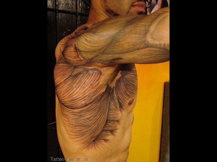 muscle tattoo ideas