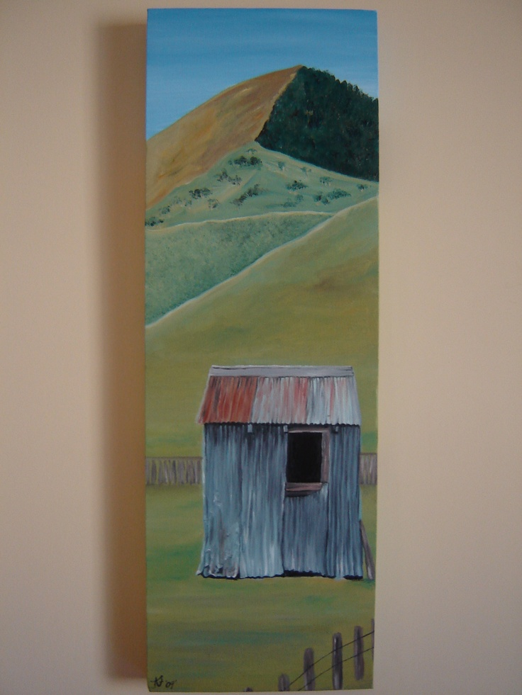 sheds from around NZ