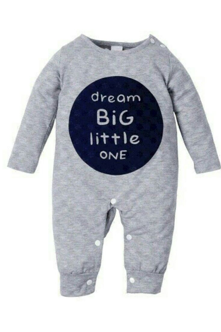 Baby Overall Winter Clothes Girl Boys Rompers Letter Printed Jumpsuit  Infant Long Sleeve Toddlers for Autumn.  affiliate c9b8862a990