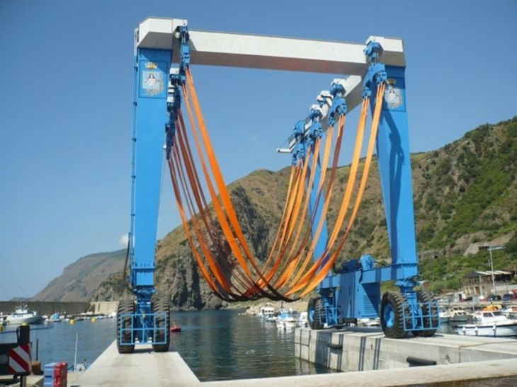 Boat Lifting Crane Manufacturers and Suppliers JINRUI